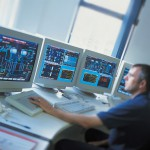 Power Station Control Room,