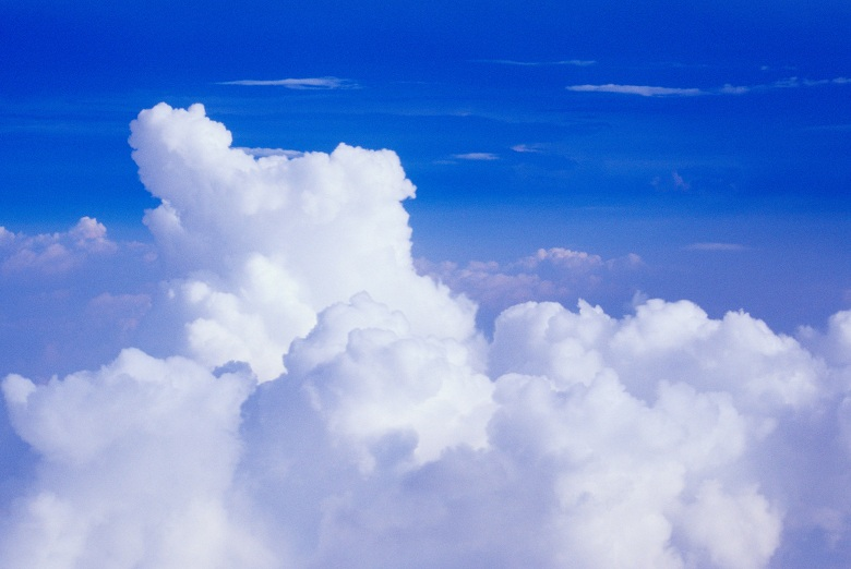 Clouds, Heaven