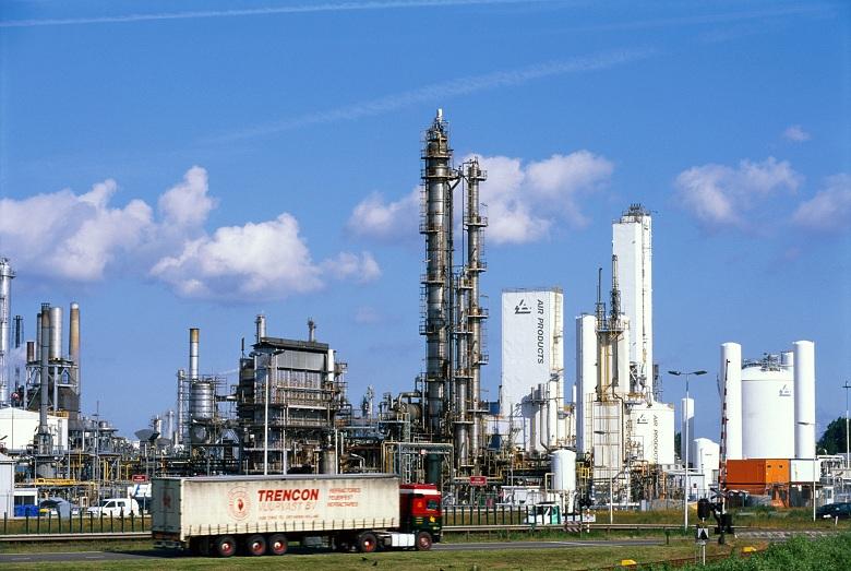 Factory, Rotterdam, Netherlands, Europe