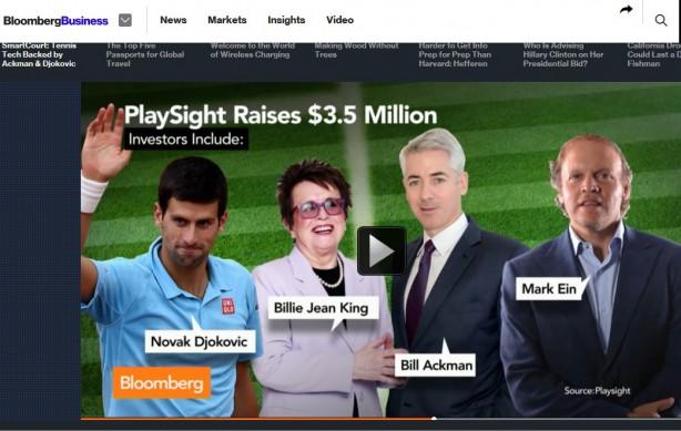 PlaySight Invest 3.5M USD