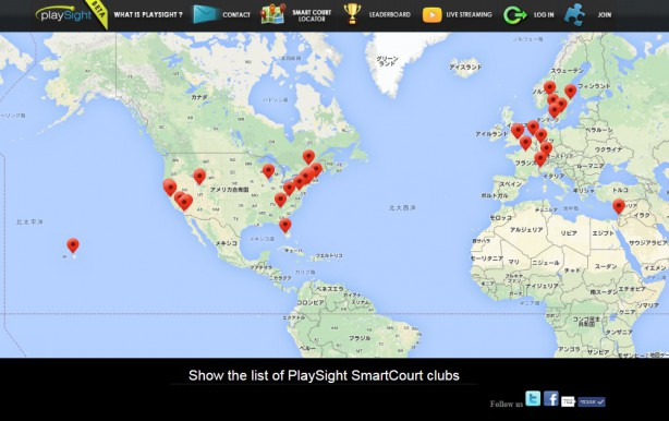PlaySight Smart Court Locator 2