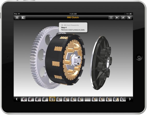 SAP 3D Visual Enterprise (iPad 版)