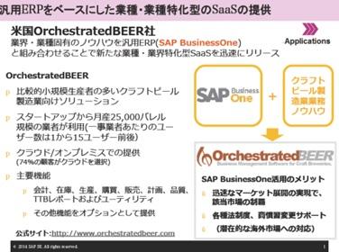 米国のビール製造会社によるSaaSソリューション開発事例