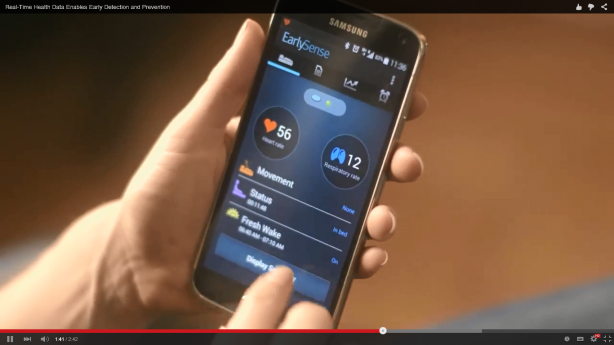 earlysense mobile