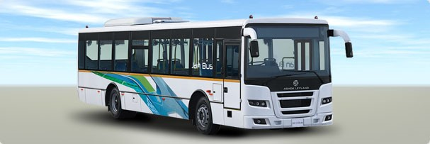 Ashok_bus