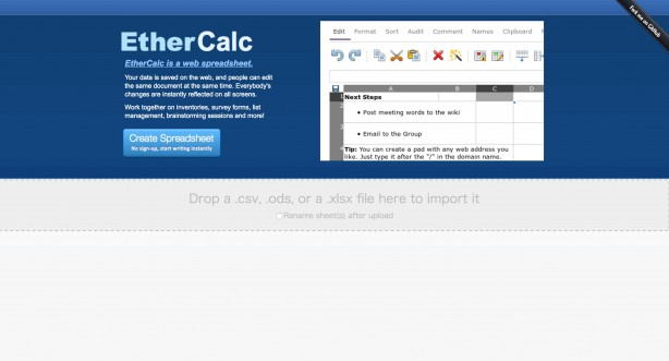 EtherCalc_top