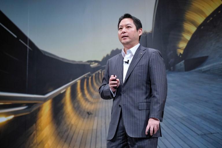SAP代表取締役社長 福田譲