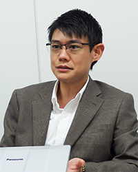 アイ・ビー・エス 執行役員 事業開発部部長兼営業本部副本部長 赤松洋氏