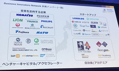 Business Innovators Network参加企業