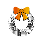 282993_Circuit_wreath_R_orange