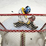 Goalie Being Scored On --- Image by © Radius Images/Corbis