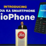 JioPhoneの発表