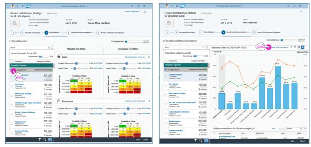 SAP Asset Strategy and Performance Management(ASPM):設備のリスク、コスト、パフォーマンスのバランスを取りながら設備価値を最大化