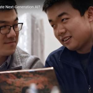 Daivergent創設者ブライアン(左)と弟ブランドン