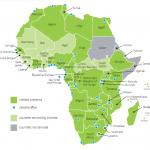 Map Deloitte Africa