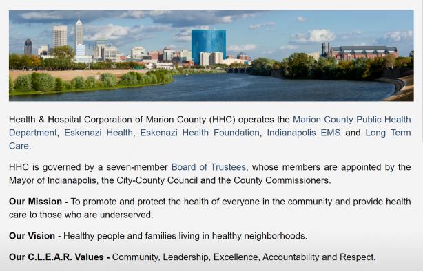 HHC Homepage