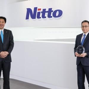 日東電工様 SAP Japan Customer Award 2020受賞の写真