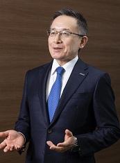 日東電工株式会社 常務執行役員CIO 大脇泰人氏