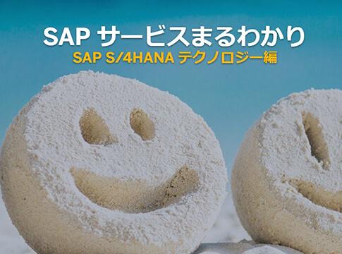 SAP サービスまるわかり<br /> SAP S/4HANA テクノロジー編(リプレイ配信中)