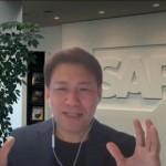SAPジャパン 常務執行役員 佐野太郎