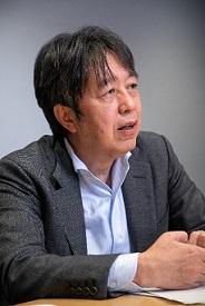 l-PEX 常務取締役 技術開発統括部長の緖方健治氏
