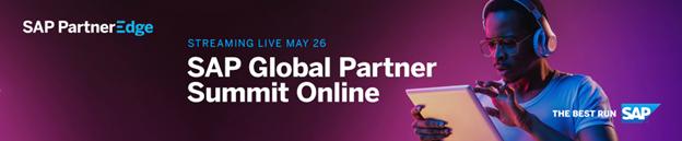 Global Partner Summit Online のバナー