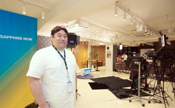 SAP Experience Center Tokyo センター長 川中 健